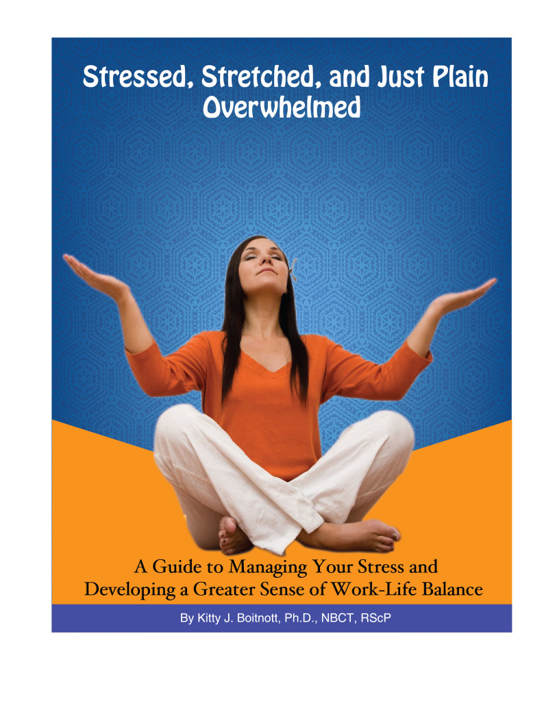 Stressed, Stretched, and Just Plain Overwhelmed
