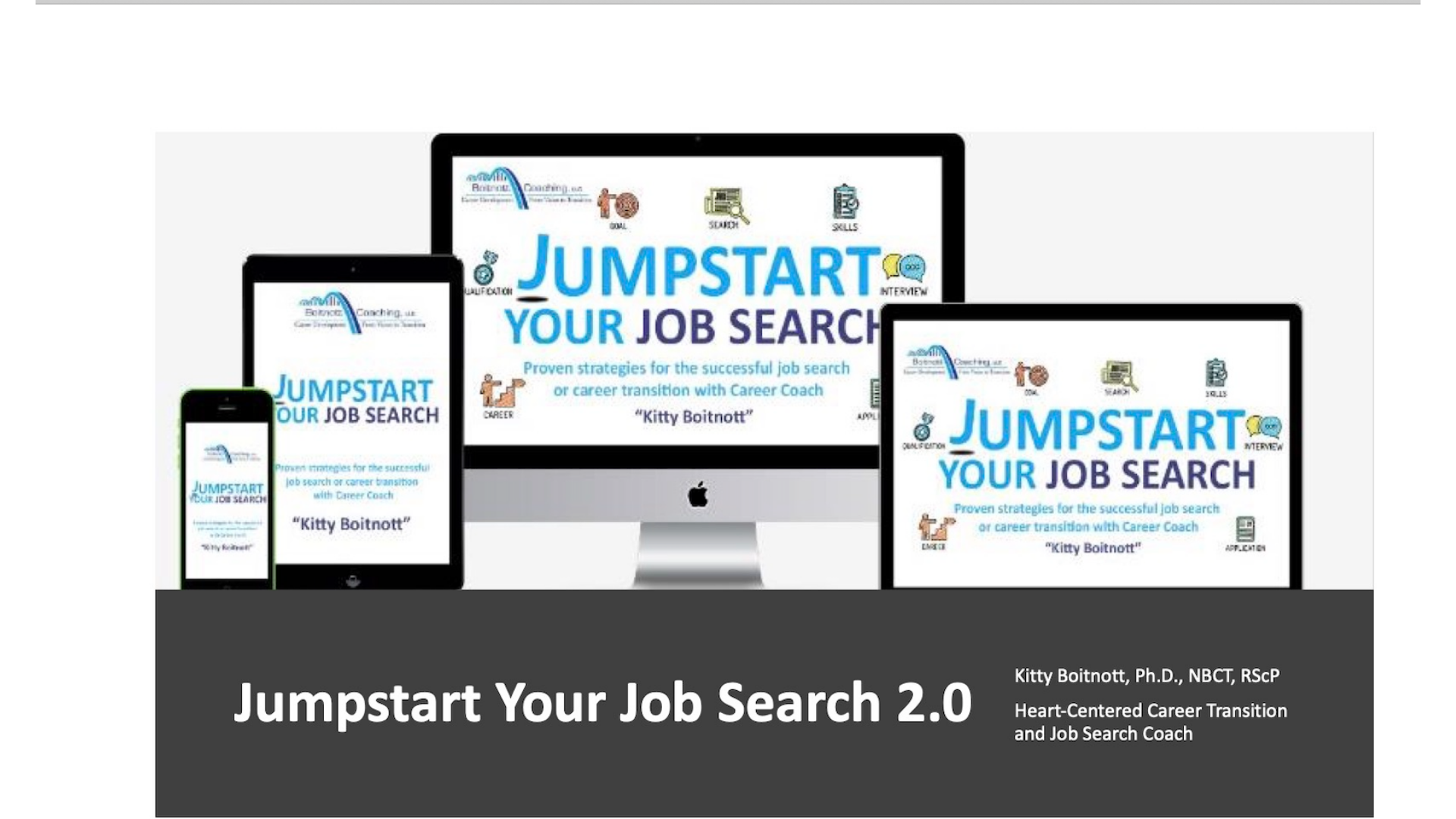 Jumpstart Your Job Search 2 0 Online Course Teachers In Transition